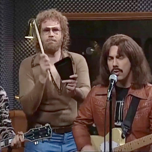 SNL Will Ferrell More Cowbell Aviator Sunglasses