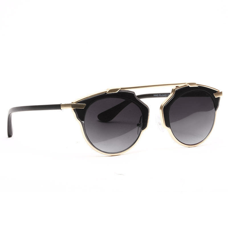 T-Pain Style Thin Bar Flat Top Celebrity Sunglasses