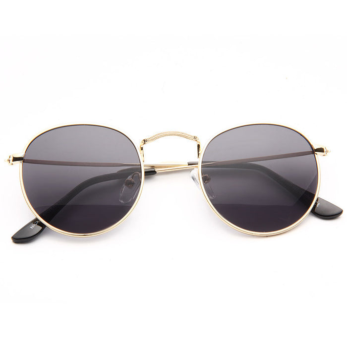 Ellington 2 Metal Rounded Sunglasses