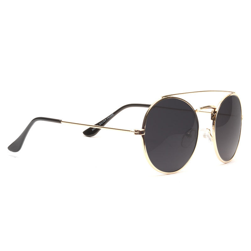 Addison Metal Aviator Sunglasses