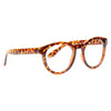 Briar Rounded Horn Rimmed Clear Glasses