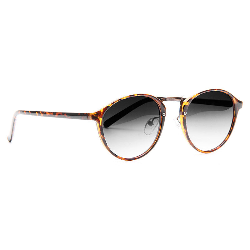 Diane Thin Round Sunglasses