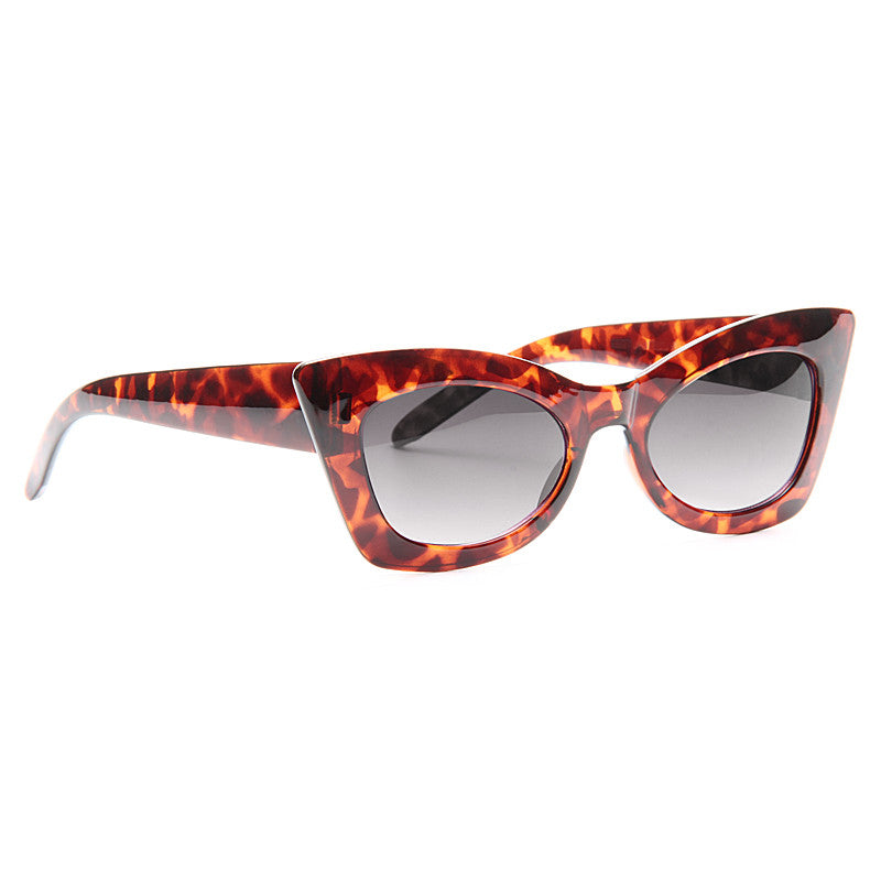 Kylie Sharp Cat Eye Sunglasses