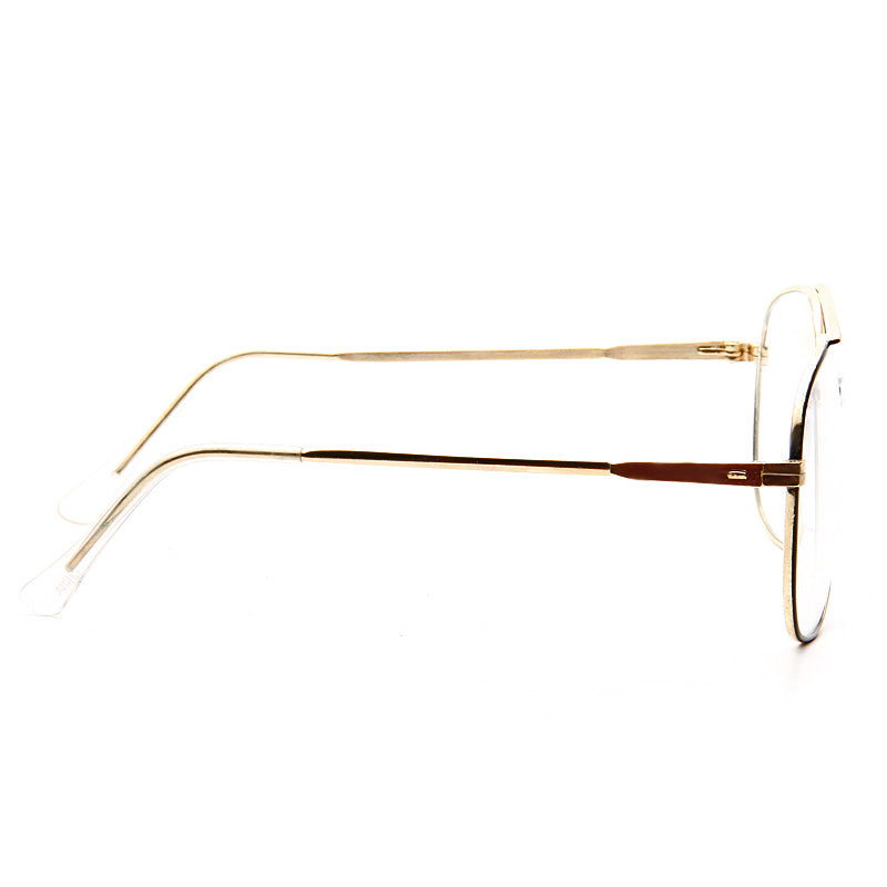 Bill Lumbergh Office Space Clear Aviator Glasses