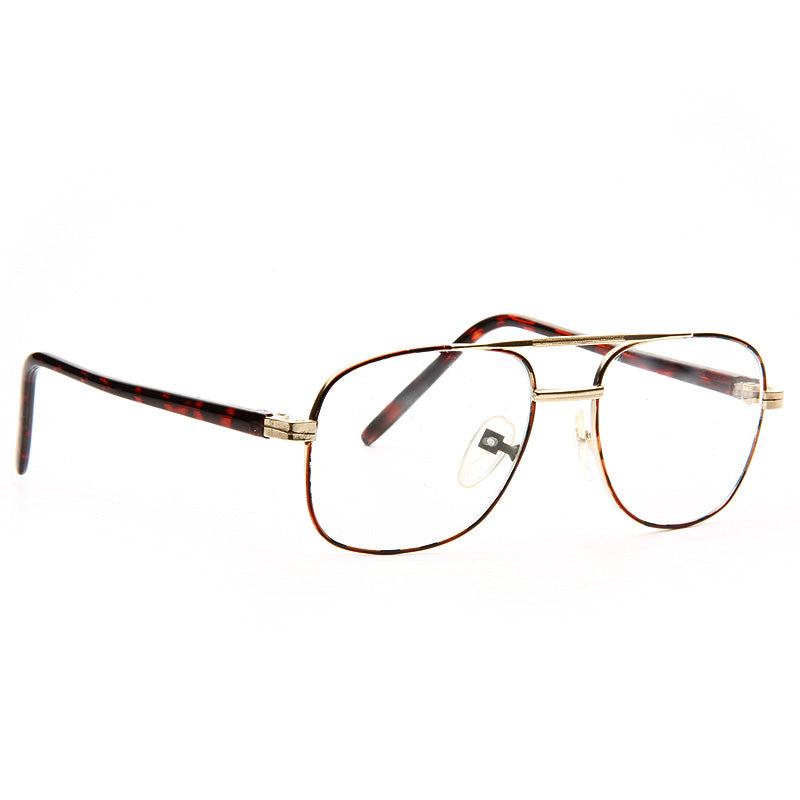 Highgate Vintage Clear Aviator Glasses
