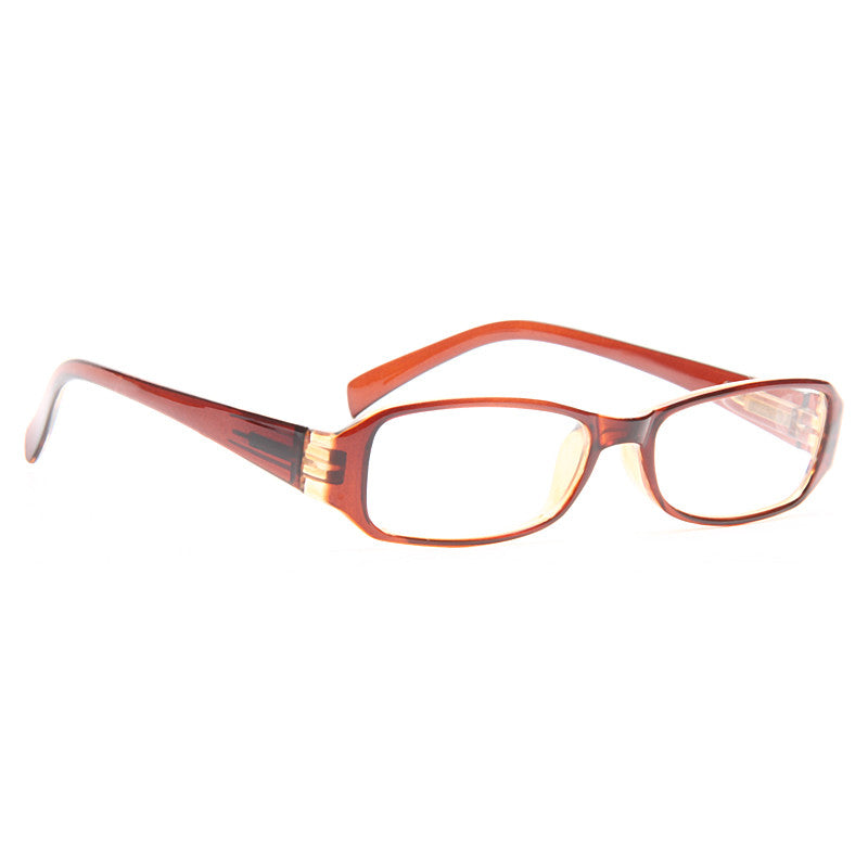 Harlow Slim Frame Clear Glasses