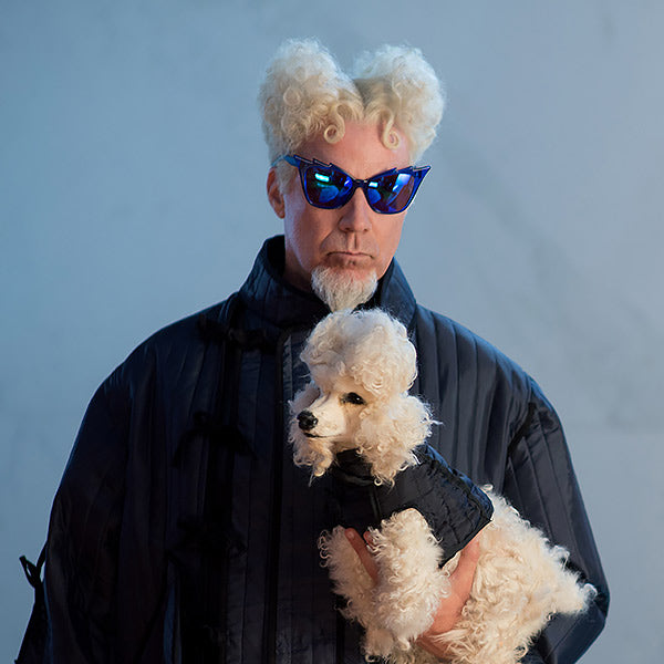 Will Ferrell Mugatu Derek Zoolander Cat Eye Sunglasses