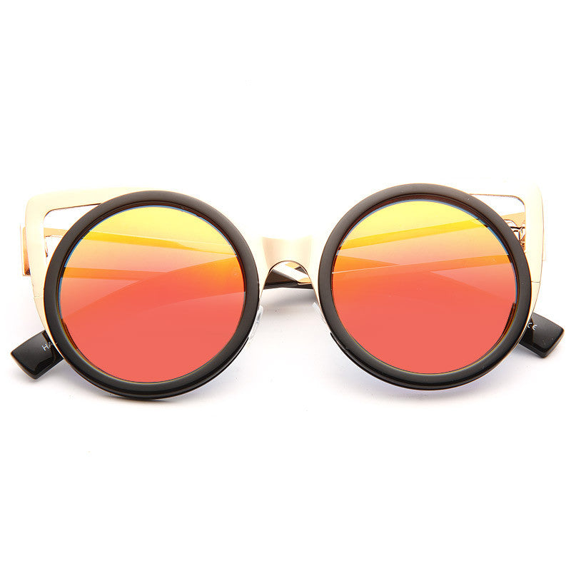 Just Dance Designer Inspired Cat Eye Sunglasses