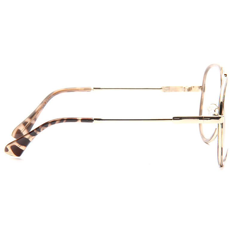 Westhaven Thin Frame Clear Aviator Glasses