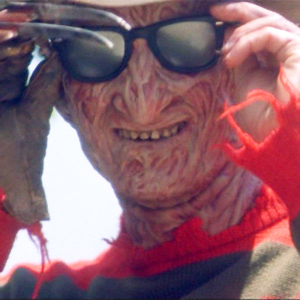 Freddy Krueger Nightmare on Elm Street Sunglasses