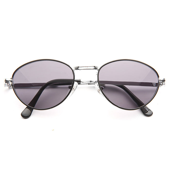 Keilen Vintage Rounded Super Sunglasses