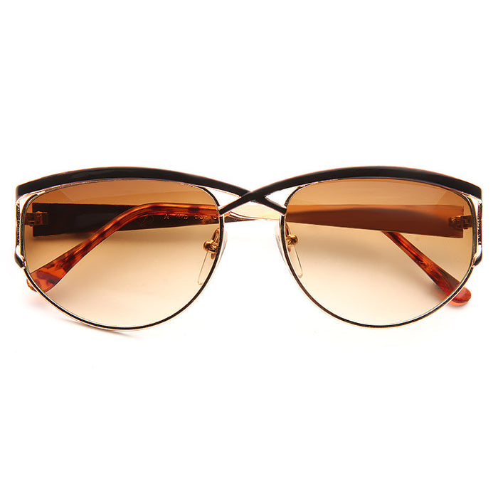 Weldon Vintage Cat Eye Sunglasses