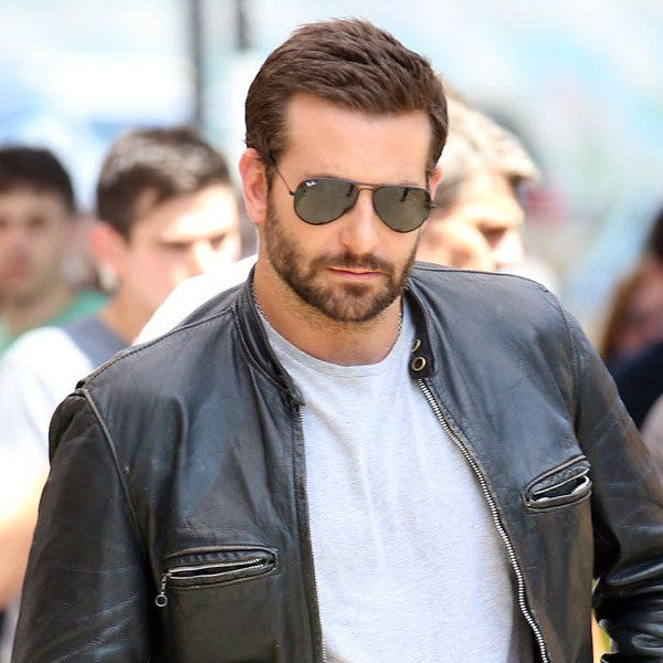 Bradley Cooper Style 60Mm Polarized Aviator Sunglasses