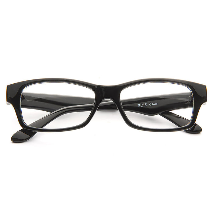 Sutton Skinny Squared Clear Glasses