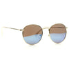 Ellington 3 Metal Rounded Color Mirror Sunglasses