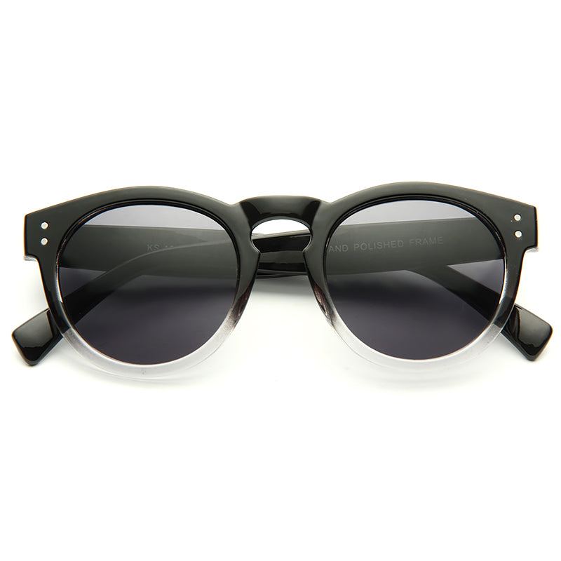 Malley Designer Inspired Unisex Rounded Sunglasses