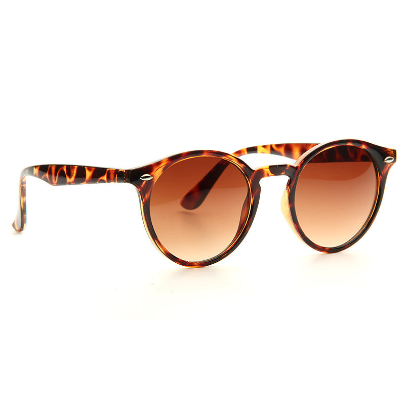 Grayson 2 Oversized Round Sunglasses