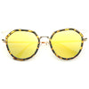 Nocturnal Designer Inspired Pointed Cat Eye Sunglasses