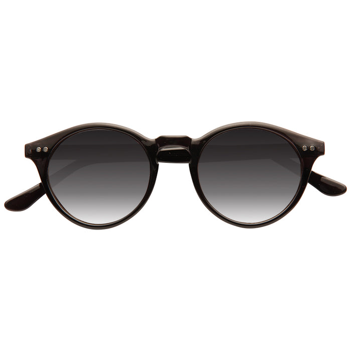 Galway 2 Unisex Rounded Notch Bridge Sunglasses