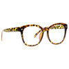 Arpin Oversized Round Clear Glasses