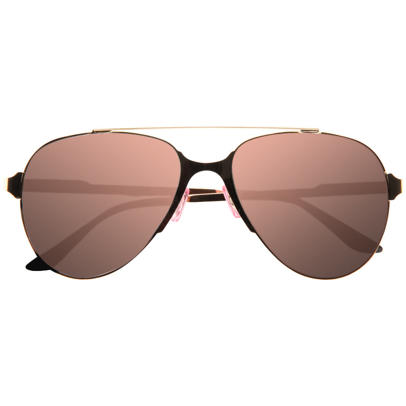 Clint Color Mirror Aviator Sunglasses