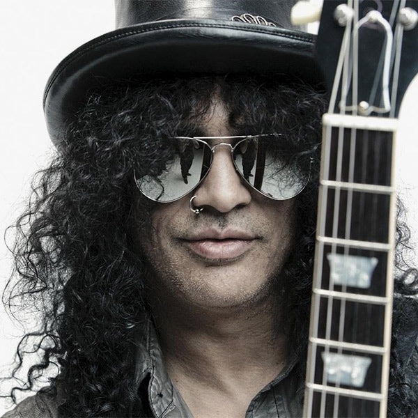 Slash Guns 'N Roses Mirror Aviator Sunglasses