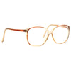 Fraser Rounded Thin Frame Clear Glasses