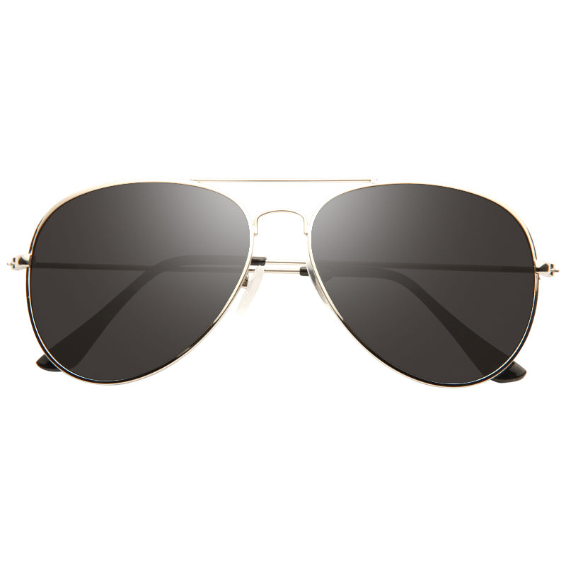 Bradley Cooper Style 60Mm Polarized Aviator Celebrity Sunglasses