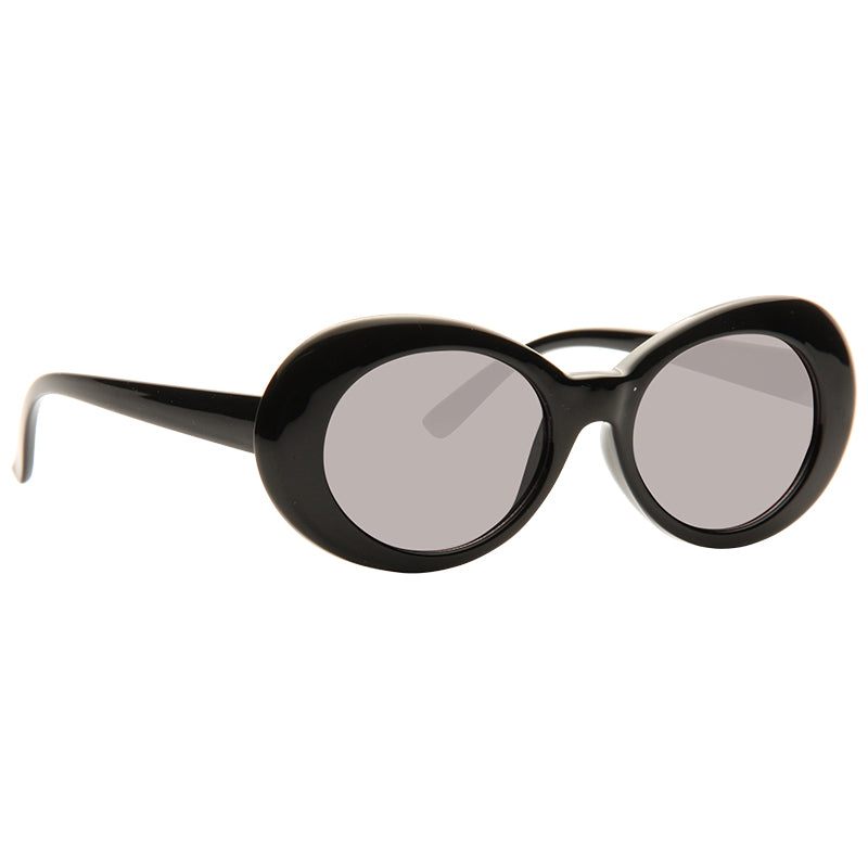 Rita Ora Style Oversized Round Celebrity Sunglasses
