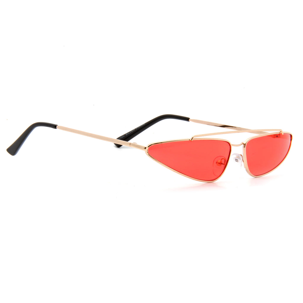 Vox Designer Inspired 90s Cat Eye Sunglasses