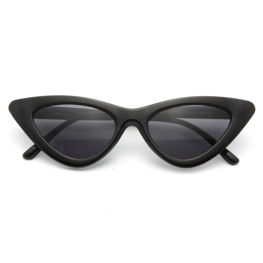 71c8764229 Lolita Designer Inspired 90s Cat Eye Sunglasses – CosmicEyewear