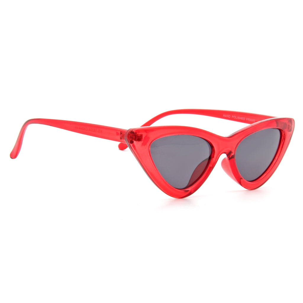 Rita Ora Style Cat Eye Celebrity Sunglasses
