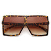 Betty Designer Inspired Flat Top Sunglasses