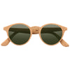 Grayson 2 Cork Coated Round Sunglasses