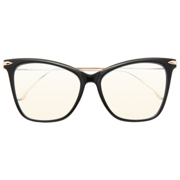 Alicia Clear Cat Eye Blue Light Blocking Glasses