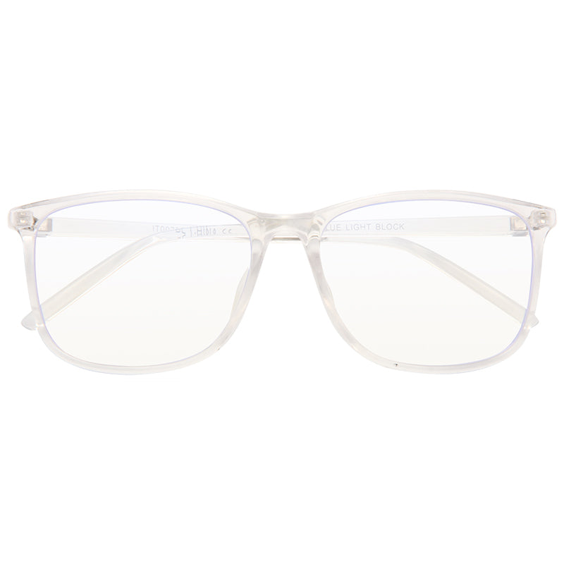 Ruth Bader Ginsburg Clear Horn Rimmed Glasses