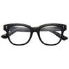 Nambe Blue Light Blocking Clear Horn Rimmed Glasses