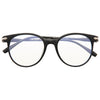 Redkey Blue Light Blocking Round Clear Glasses
