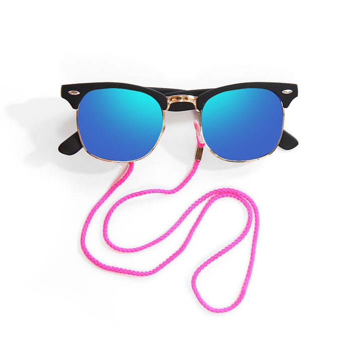 Retro Braided Cord Sunglass Strap