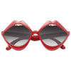 Kids Plastic Lips Novelty Sunglasses