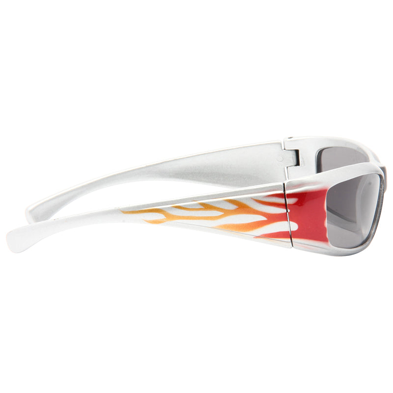 Kids Flame Sport Aviator Sunglasses