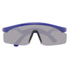 Kids Solid Lens Ski Sport Sunglasses