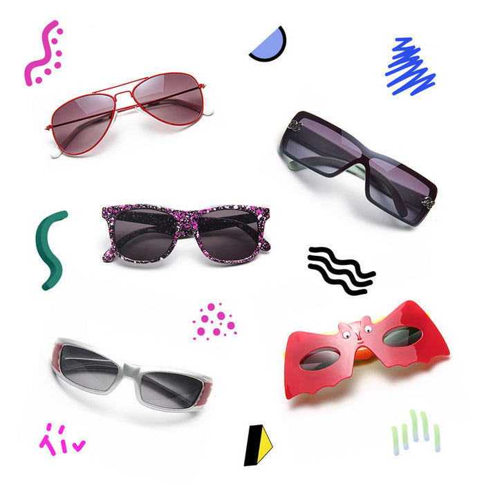 Random Grab Bag Kids Sunglasses