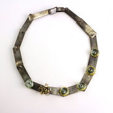 Yucca Necklace with Glass Beads