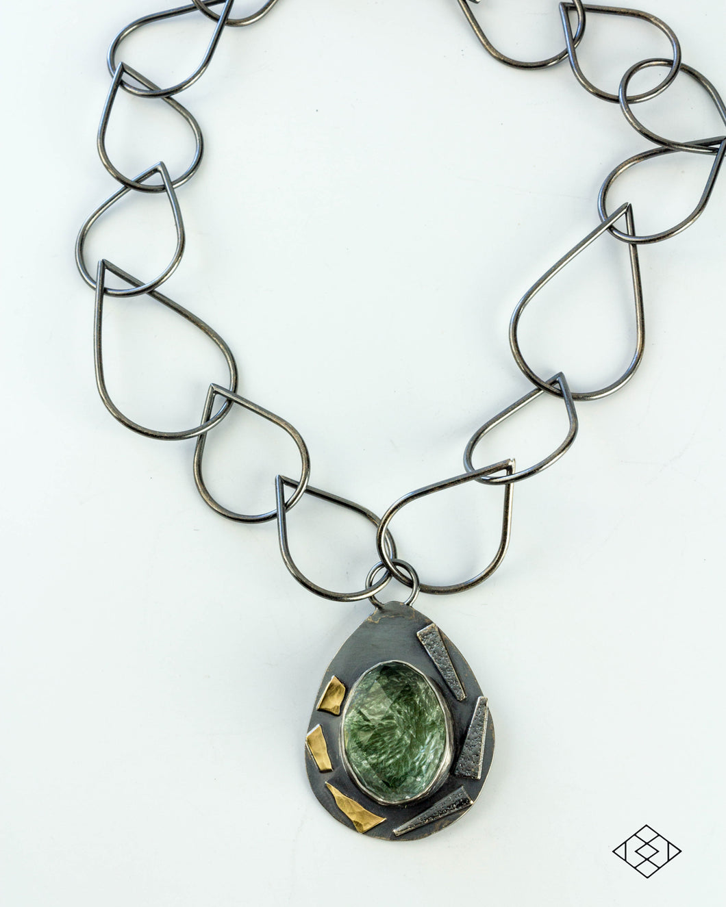 Recherche Necklace Atlanta - one of a kind