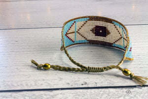 Chief Joseph Bracelet - Simply Southwest