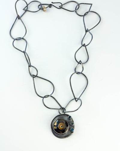 Recherche Necklace - Diana - one of a kind