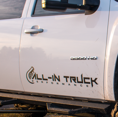 AITP Rocker Panel Decal