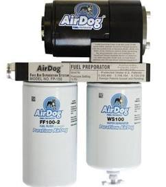 2011-2014 Duramax AirDog 100 GPH Air/Fuel Separation System