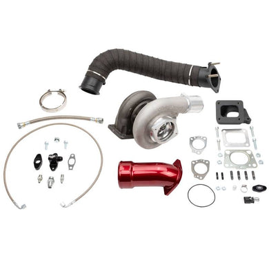 2017-2019 L5P S300 Single Turbo Install Kit (WCFab 100400)